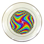 Disco-Party-Style-413640 Porcelain Plate