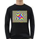 Disco-Party-Style-413640 Long Sleeve Dark T-Shirt