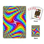 Disco-Party-Style-413640 Playing Cards Single Design