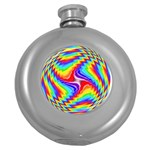Disco-Party-Style-413640 Hip Flask (5 oz)