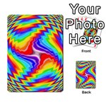 Disco-Party-Style-413640 Multi-purpose Cards (Rectangle)