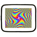 Disco-Party-Style-413640 Netbook Case (Large)