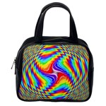 Disco-Party-Style-413640 Classic Handbag (One Side)