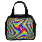 Disco-Party-Style-413640 Classic Handbag (Two Sides)