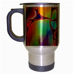 Cyber_Mirror-364694 Travel Mug (Silver Gray)