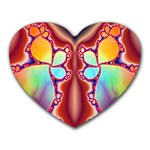 Cyber_Mirror-364694 Mousepad (Heart)
