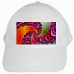 Cool_Fractal-818879 White Cap