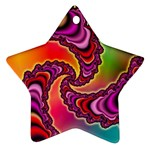 Cool_Fractal-818879 Ornament (Star)