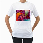Cool_Fractal-818879 Women s T-Shirt