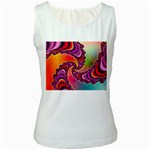 Cool_Fractal-818879 Women s Tank Top