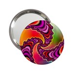 Cool_Fractal-818879 2.25  Handbag Mirror