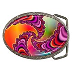 Cool_Fractal-818879 Belt Buckle