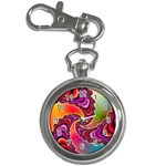 Cool_Fractal-818879 Key Chain Watch
