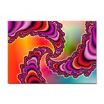 Cool_Fractal-818879 Sticker (A4)