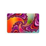 Cool_Fractal-818879 Magnet (Name Card)