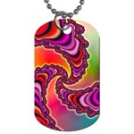 Cool_Fractal-818879 Dog Tag (One Side)