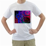 space-colors-2-988212 White T-Shirt
