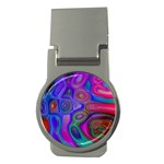 space-colors-2-988212 Money Clip (Round)