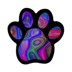 space-colors-2-988212 Magnet (Paw Print)