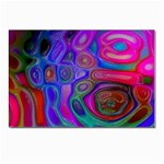 space-colors-2-988212 Postcard 4 x 6  (Pkg of 10)