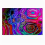 space-colors-2-988212 Postcards 5  x 7  (Pkg of 10)