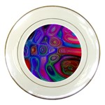 space-colors-2-988212 Porcelain Plate