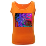 space-colors-2-988212 Women s Dark Tank Top
