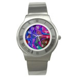 space-colors-2-988212 Stainless Steel Watch