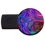 space-colors-2-988212 USB Flash Drive Round (4 GB)