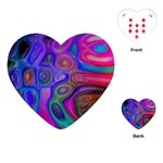 space-colors-2-988212 Playing Cards (Heart)