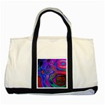 space-colors-2-988212 Two Tone Tote Bag