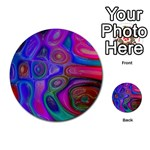 space-colors-2-988212 Multi-purpose Cards (Round)