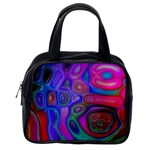 space-colors-2-988212 Classic Handbag (One Side)