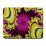 sonic_yellow_wallpaper-120357 Small Mousepad