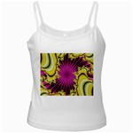 sonic_yellow_wallpaper-120357 White Spaghetti Tank