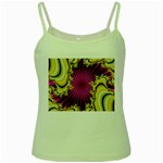sonic_yellow_wallpaper-120357 Green Spaghetti Tank