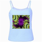 sonic_yellow_wallpaper-120357 Baby Blue Spaghetti Tank