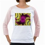sonic_yellow_wallpaper-120357 Girly Raglan