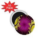sonic_yellow_wallpaper-120357 1.75  Magnet (10 pack)