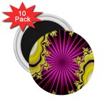 sonic_yellow_wallpaper-120357 2.25  Magnet (10 pack)