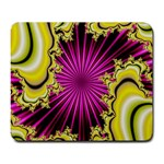 sonic_yellow_wallpaper-120357 Large Mousepad