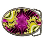 sonic_yellow_wallpaper-120357 Belt Buckle