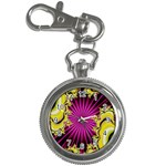 sonic_yellow_wallpaper-120357 Key Chain Watch