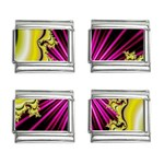 sonic_yellow_wallpaper-120357 9mm Italian Charm (4 pack)