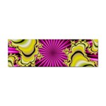 sonic_yellow_wallpaper-120357 Sticker Bumper (100 pack)