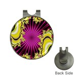 sonic_yellow_wallpaper-120357 Golf Ball Marker Hat Clip