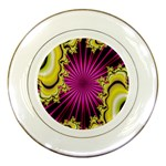 sonic_yellow_wallpaper-120357 Porcelain Plate