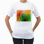 Alternative%20Flower-346872 Women s T-Shirt