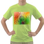 Alternative%20Flower-346872 Green T-Shirt