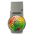 Alternative%20Flower-346872 Money Clip (Round)
